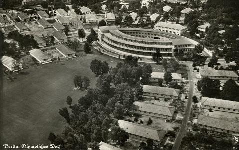 Olympisches Dorf 1936 Bild 1