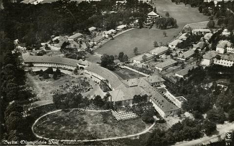 Olympisches Dorf 1936 Bild 2
